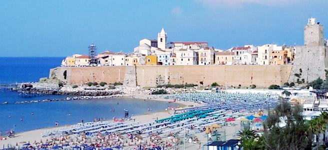 Nuotare in acque pulite termoli bandiera blu for Acque pure italia opinioni