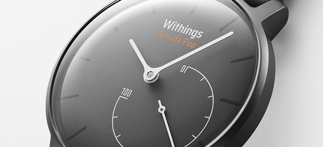 smartwatch Withings Activité Pop