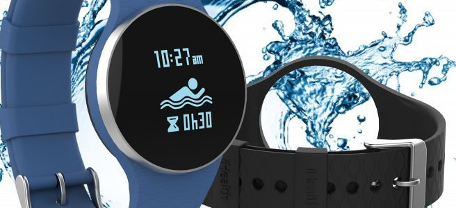 Smartwatch per piscina iHealt Wave