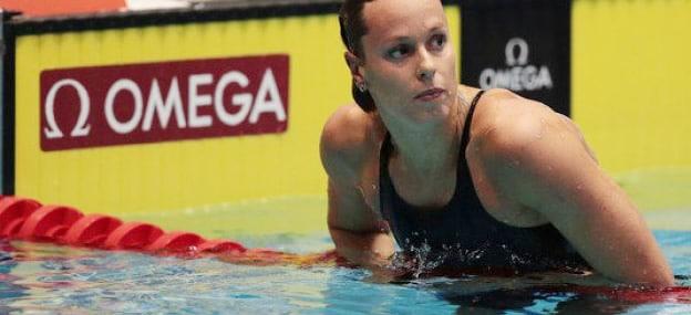 Coppa del mondo di nuoto: Federica Pellegrini
