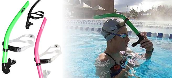Boccaglio Arena Swim Snorkel-II
