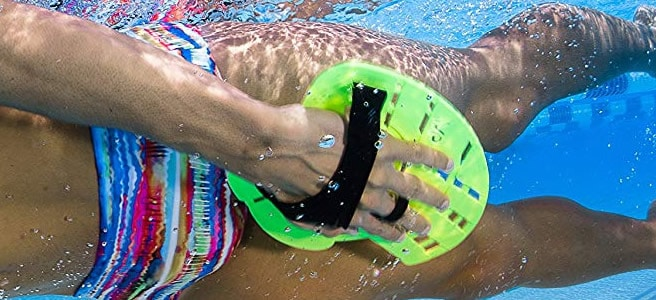 Palette nuoto Michael Phelps Strenght Paddle