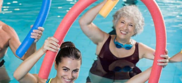 Nuoto e osteoporosi