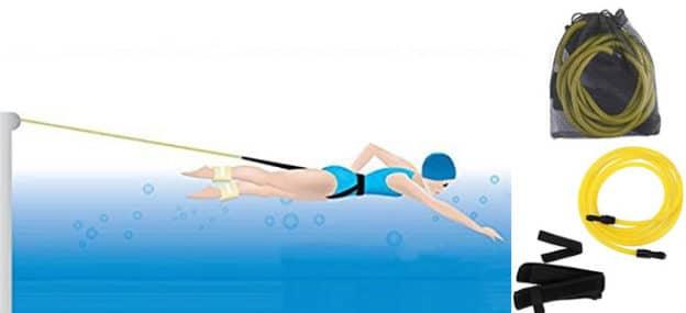 Nuoto trattenuto